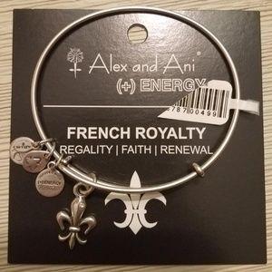 NWT ALEX and ANI French Royalty Bracelet